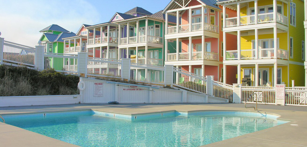 Atlantic Beach Houses