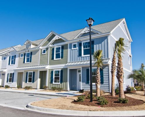 Seaside Villas Townhome Community in Atlantic Beach, NC