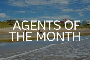 Bluewater Real Estate- Agents of the Month