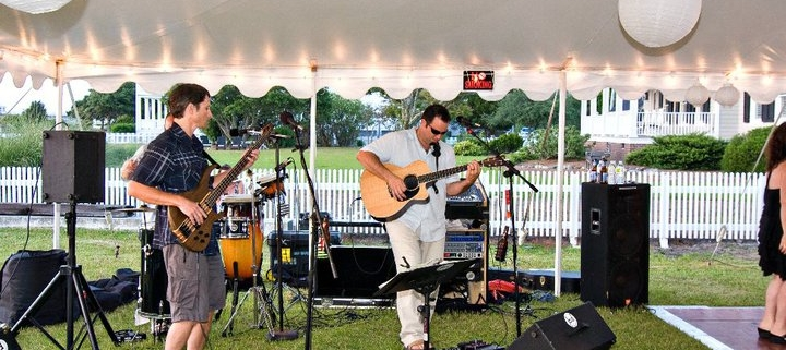 Live Music Along The Crystal Coast