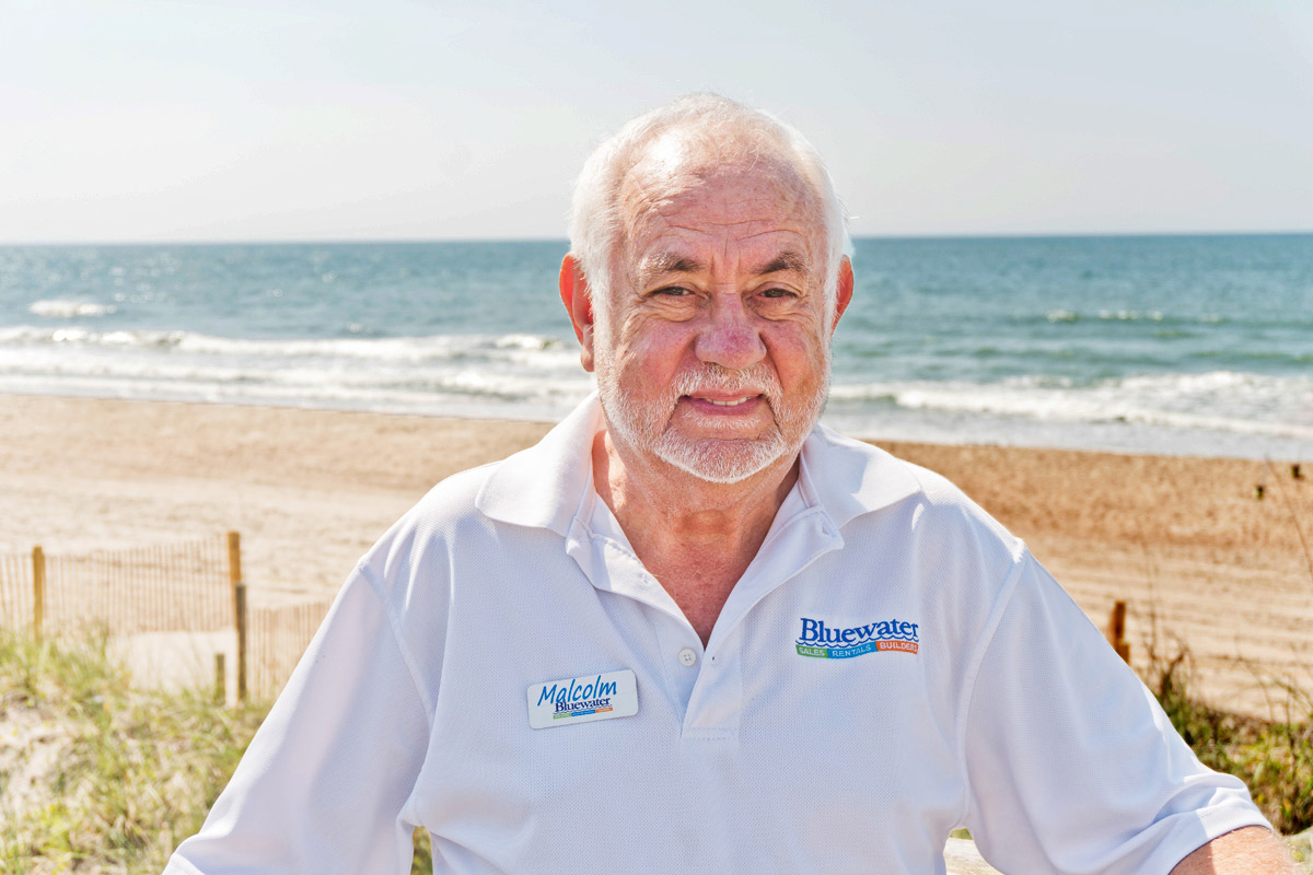 Malcolm Boartfield- Broker/REALTOR at Bluewater Real Estate in Emerald Isle, NC