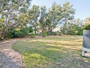 107 West Landing Drive Backyard- Home for Sale in Emerald Isle, NC