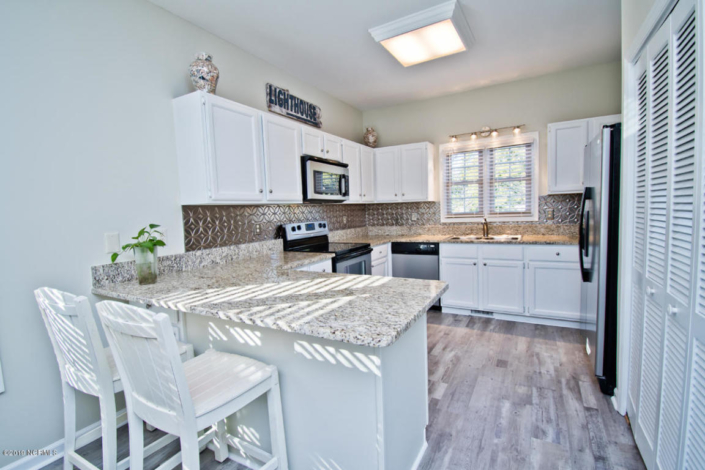 107 West Landing Drive Kitchen- Home for Sale in Emerald Isle, NC