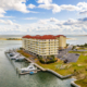 Exterior 3 at Olde Town Yacht Club 214- Radio Island Condo For Sale