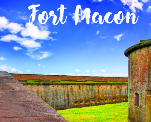 Fort Macon Atlantic Beach NC, Fort Macon National State Park
