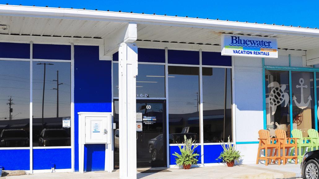 Bluewater's Atlantic Beach Vacation Rental Office, Bluewater's Atlantic Beach Real Estate Office