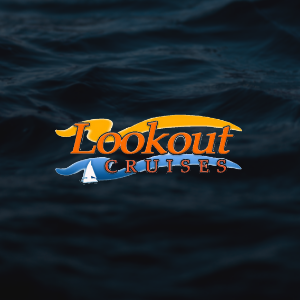 Lookout Cruises logo for our 2021 Beacon sponsorship page