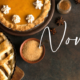 Banner image for the November Calendar of a Pie